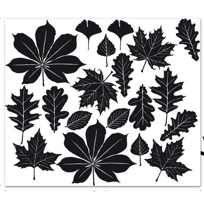 Klebefieber Blätter Wall Sticker
