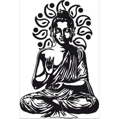 Klebefieber Buddha Wall Sticker
