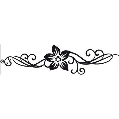 Klebefieber Floral Ornament 2 Wall Sticker