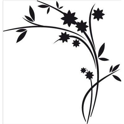 Klebefieber Sternenranke Wall Sticker