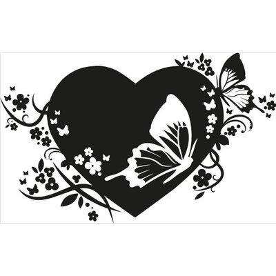 Klebefieber Traumhaftes Herz Wall Sticker