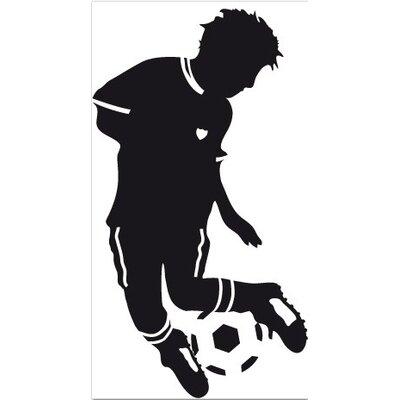 Klebefieber Kleiner Fußballer Wall Sticker