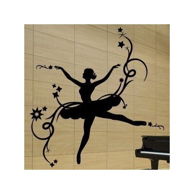 Klebefieber Ballett Wall Sticker
