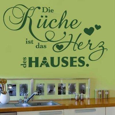Klebefieber Die Küche Wall Sticker