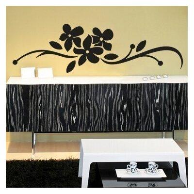 Klebefieber Blütentrio Wall Sticker