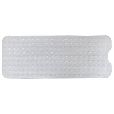 Non-Slip Shower Mat Color: White