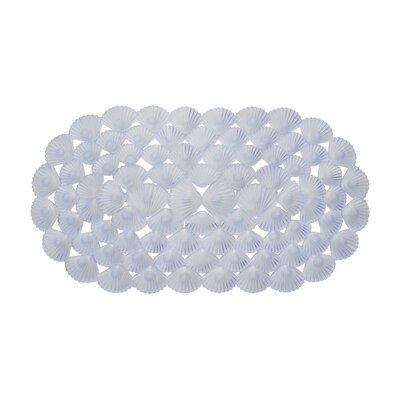 Non-Slip Bath Mat Color: White
