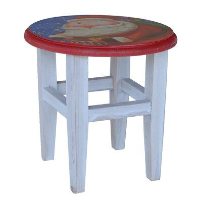 Holiday Small Printing Stool