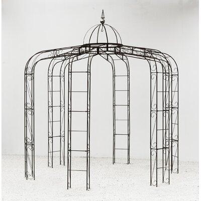 TakashoEurope Pavillon aus Metall