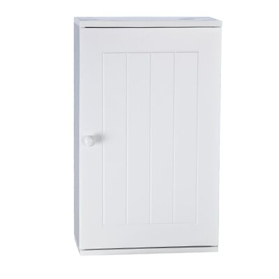 Interior White Pendeen 30 x 50cm Wall Mounted Cabinet