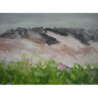 Angela Rose Gallery Coastal Day Art Print