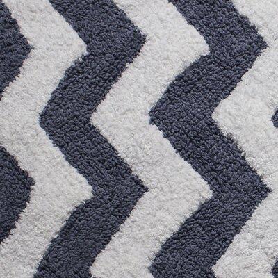 Dierdre Bath Mat Color: Denim Blue