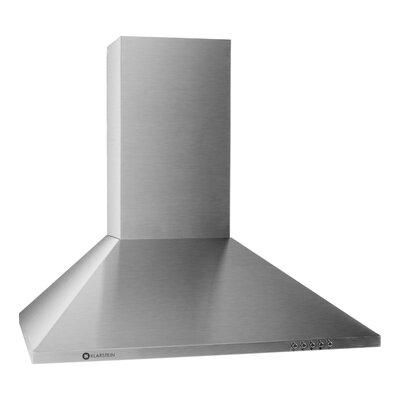 Klarstein 55,5 cm Dunstabzugshaube TR60WS 310m³/h