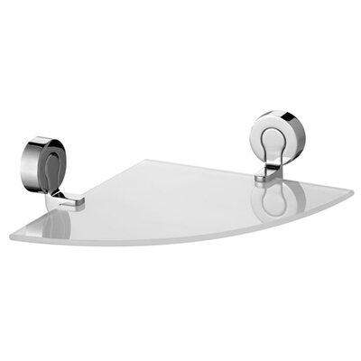 Bisk Ventura 25.3 x 7cm Bathroom Shelf