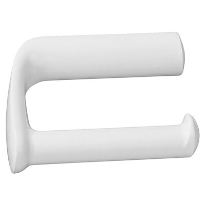 Bisk Athena Wall Mounted Toilet Roll Holder