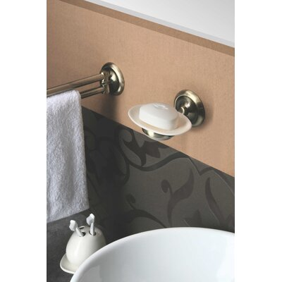 Bisk Deco A.B. 61cm Wall Mounted Towel Rail