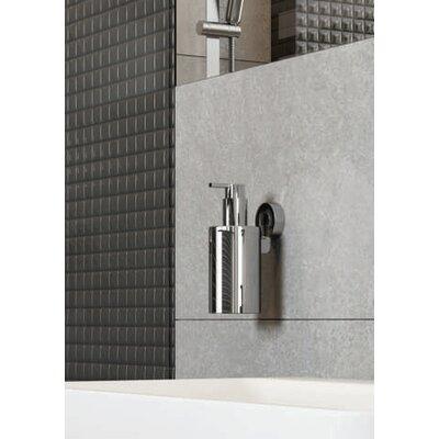 Bisk Ventura 2 Piece Soap Dispenser with Holder Set