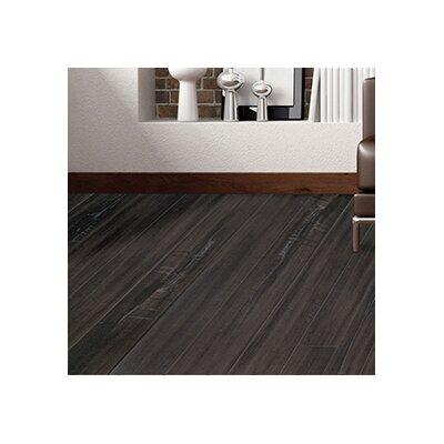 "Timeless Revolution 6.5"" x 48"" x 12mm Canadian Maple Laminate Flooring in Midnight"
