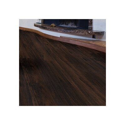 """Cottage 6.5"""" x 48"""" x 12mm Various Laminate Flooring in Tobacco Ash"""