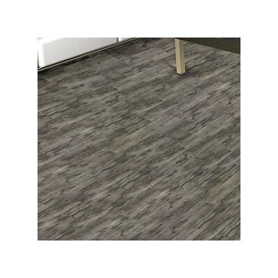 """Timeless Revolution 6.5"""" x 48"""" x 12mm Canadian Maple Laminate Flooring in Silver Gray"""