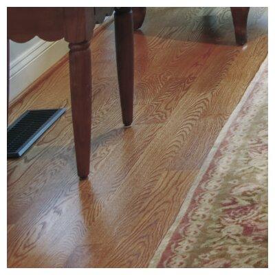 "Cottage 6.5"" x 48"" x 0.5mm Teak Laminate Flooring in Santa Fe"