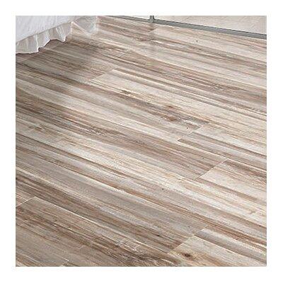 "Cottage 6.5"" x 48"" x 12mm Canadian Maple Laminate Flooring in Alpine Smoke"