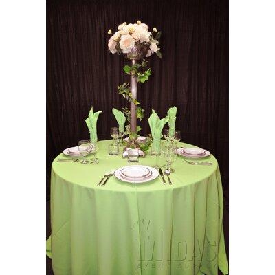 """Renaissance Tablecloth Color: Grape, Size: 90"""" x 132"""""""