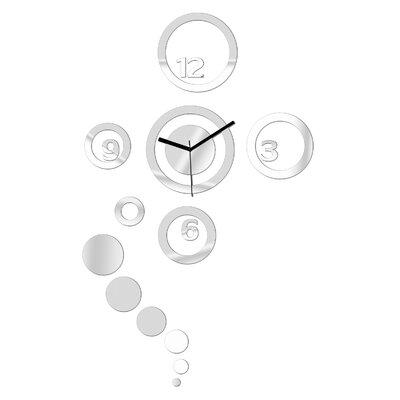 ModernClock Analoge Wanduhr Dream - Mirror XXL