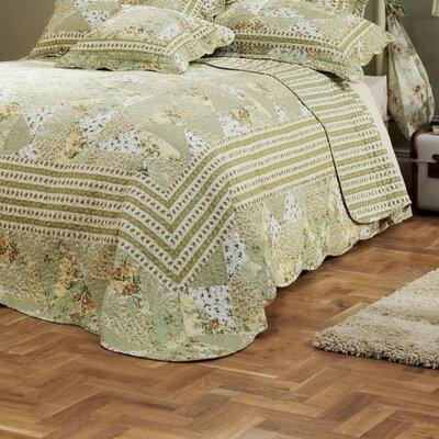 Forever England Gardenia Bedspread