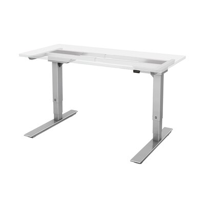 "Victory Electric Standing Desk Base Size: 50"" H x 47"" W x 24"" D"