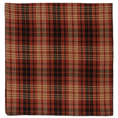 """Campfire Cotton Plaid Tablecloth Size: 60"""" x 60"""""""