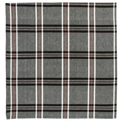 """Cotton Plaid Tablecloth Size: 54"""" x 90"""""""