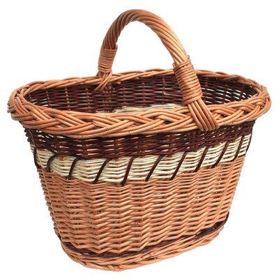 CandiGifts Farmhouse Superior Shopping Basket