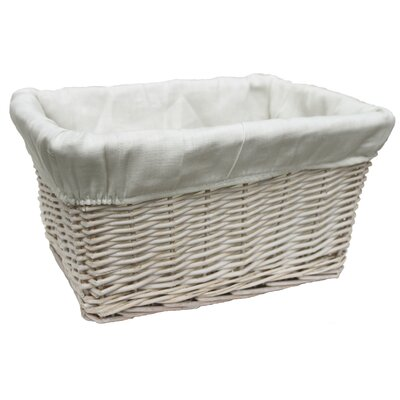 CandiGifts Storage Basket with Linen Lining