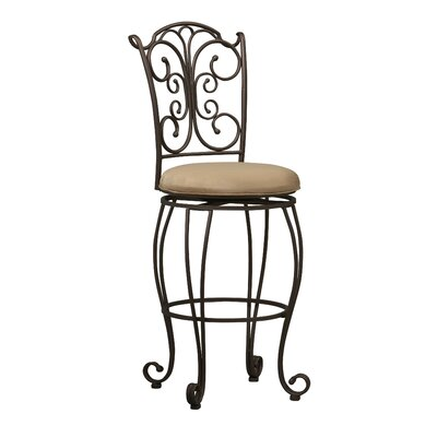 "Meredith 30"" Swivel Bar Stool"