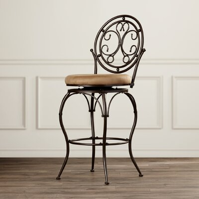 "Sonya 30"" Swivel Bar Stool"
