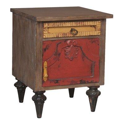 Kara Side Drawer Accent Cabinet
