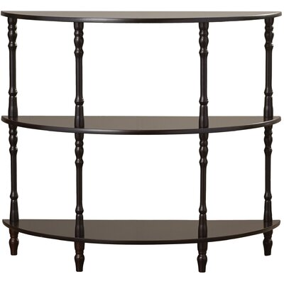 Barela Half Moon Console Table