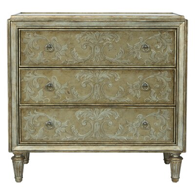 Berry 3 Drawer Chest