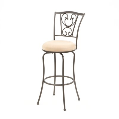 "Kristine 30"" Swivel Bar Stool"