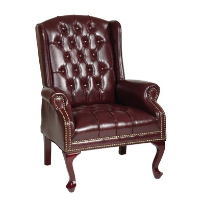 Barrymore Traditional Queen Ann Style Chair