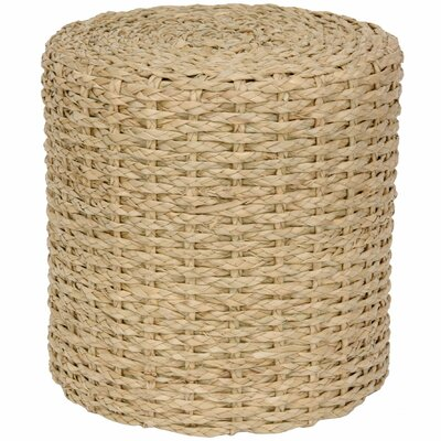 Kianna Knotwork Stool Color: Natural