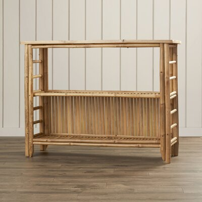 Porter Console Table with Shelf