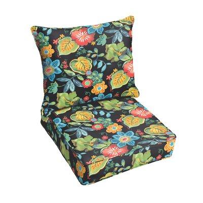 Barbuda Indoor/Outdoor Lounge Chair Cushion