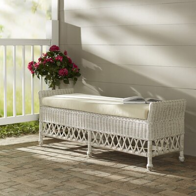Lael Wicker Bench