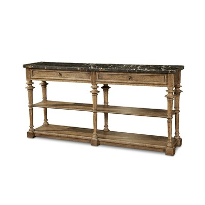 Akdeniz Console Table Color: Barley