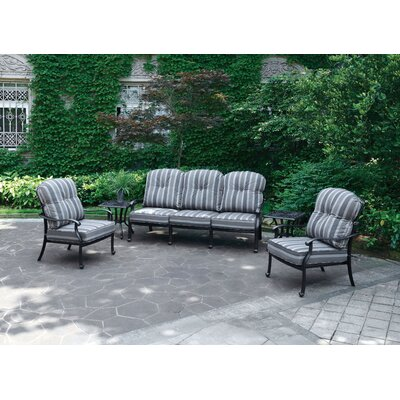 Montpelier Deep Seating Group with Cushions