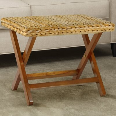 Nobles Folding Stool Color: Natural