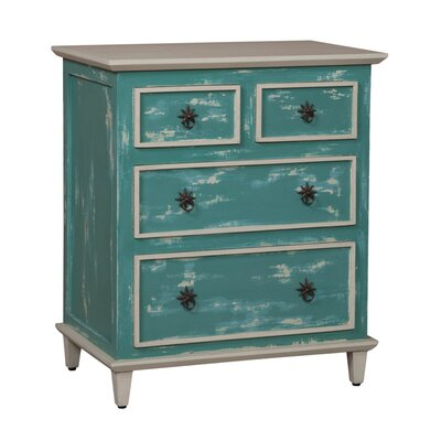Hartly Cottage Side Accent Chest