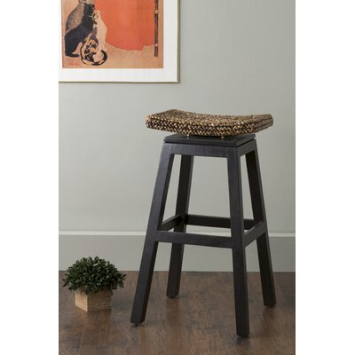Kyree Swivel Bar Stool Seat Height: 29""
